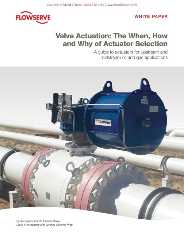 The When, How and Why of Actuator Selection